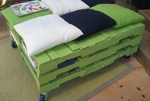 wood pallet design