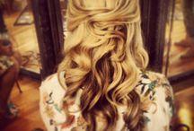 Wedding Hairstyles / by Dena Carroll