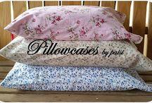 Pillowcases by Patsi