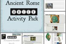 Rome Legos Math