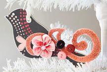 Christmas Crafts / by Lauren Miller