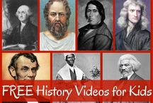 History dvd's for kids