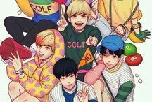 《Got7 Fan art 》