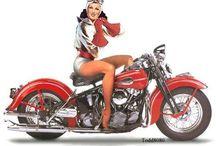 Harley&girl