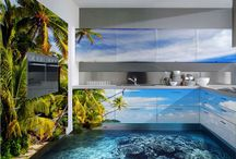 3D Walls / 3D decorative  walls