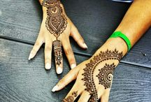 Henna Tattoos for summer