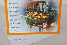 Herbstliches und Gruseliges / Hier findest Du einzigartige und handgemachte Produkte mit Liebe hergestellt von Verkäufern der Gruppe Dawanda Likes Deutschland zum Thema Herbst und Halloween