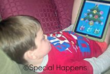 iPad Apps : Special Needs (Autism, DD, DS + more) and Neurotypical (aka 'typical')