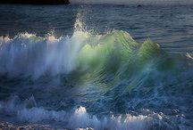 Oceans / Blue