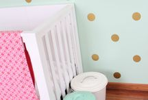 Little one bedroom décor / by Nakeita Findley