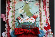 Christmas mini albums