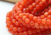 Kocie oko/ Cat's eye beads