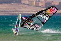 Wind - surfing Freestyle ! / freestyle surfing