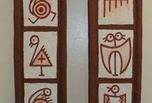 FIGURAS- diaguitas, precolombina,africanos,incaicas, etc.