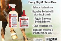 Hoof Care / Hoof Care is a vital part of responsible equine ownership. We are proud to offer a choice of very well rounded hoof care products.  Old Timer's Hoof Dressing™ Healthy HairCare Hoof Moisture™ Over 100 Years Of Hoof Care