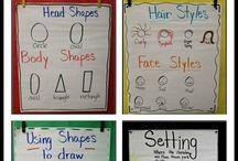 Homeschool drawing/art