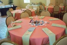 Bridal Showers/Baby Showers