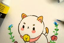 •*Bee and puppycat*•