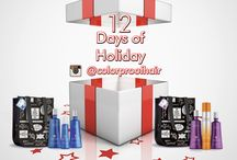 12 Days of Holiday