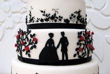 Marsepein taarten