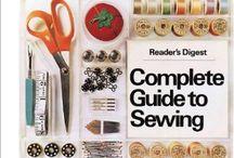 Sewing / by Diana Villalobos