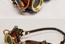 Steampunk Fashion / We Love the variants of Steampunk fashion - here are some awesome creations to tease the taste buds...