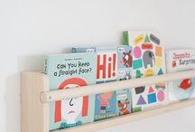 Rak Buku (Book Shelves)