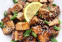 Tofu recettes