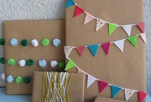 DIY Gift decorations