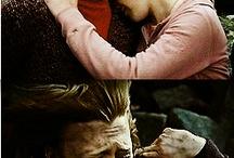 Ron a Hermiona