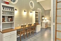First floor ideas / by Virginia McMullan