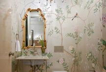 Chinoiserie Bathrooms