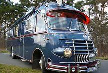 Wheelhouse / camper van