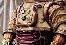 steampunk costumi uomo