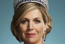 Joias da família  real da Holanda