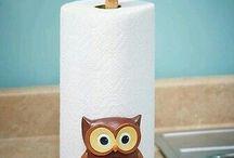 Cute owl stuff