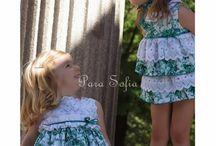 vestidos de nenas