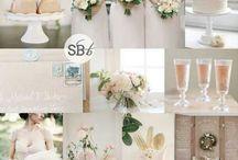 Wedding  Ideas - Colour Palettes