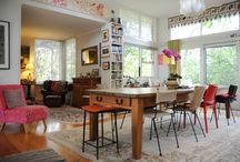 Eclectic home and decor