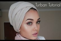 Turban et hijab