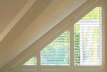 Triangular window dressing