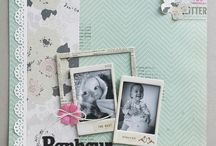 Variations créatives / scrapbooking