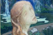 Jeanne Jacquemin / Symbolist