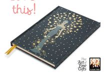 Flame Tree Journals / We've created a wide range of journals and notebooks. They're beautiful and practical too!