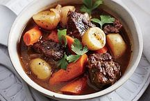 Slow cooker recipes- to try