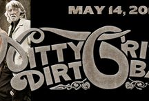 NITTY GRITTY DIRT BAND at The Newton Theatre 5/14/2016 / Celebrating their Golden Anniversary, the iconic and profoundly influential Nitty Gritty Dirt Band are often cited as a catalyst for an entire movement in Country Rock and American Roots Music. The award-winning and multi-platinum band, with top ten hits like Mr. Bojangles and Fishin' In The Dark, continue touring and solidifying their legendary status.