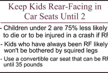Car seat info / by Erica Rollins