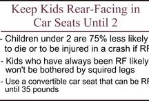 Car seat info