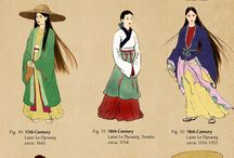 Traditional Oriental Fashion
