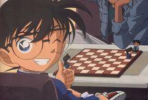 Conan,the detective